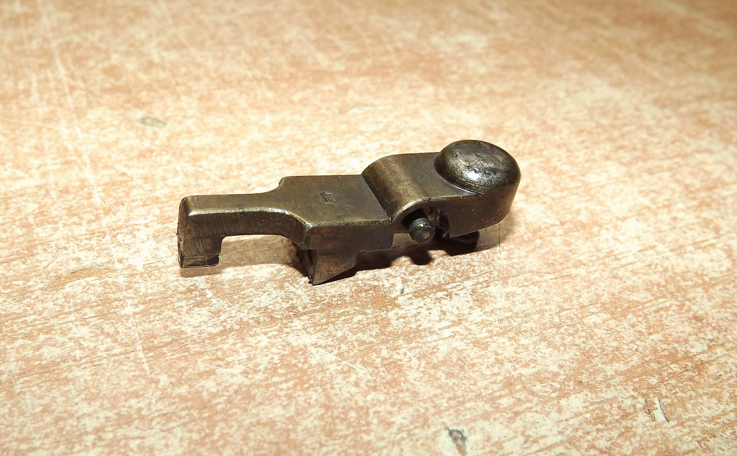 Blokada zamka do karabinu Mauser 1888